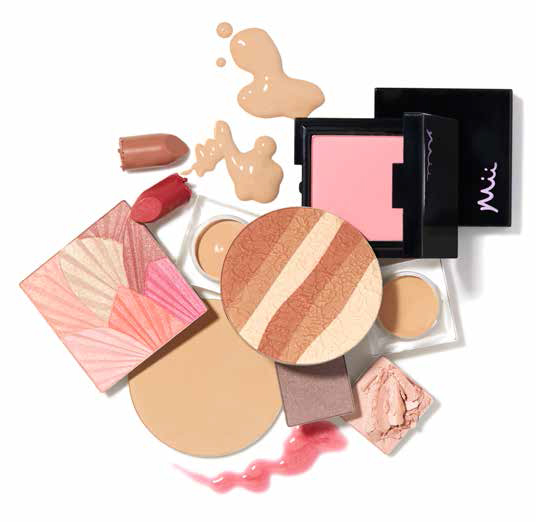 mii cosmetics products 2016